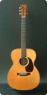 Martin 000 28 Herringbone 1940 Natural