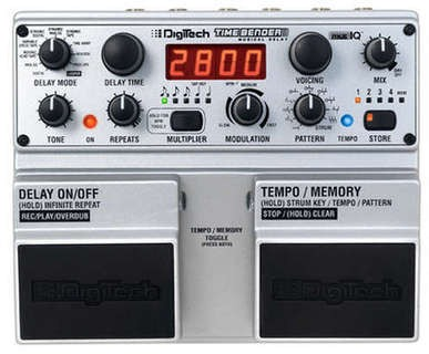 Digitech Time Bender 2012