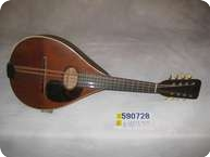 Martin Bitting Special Mandolin 1917