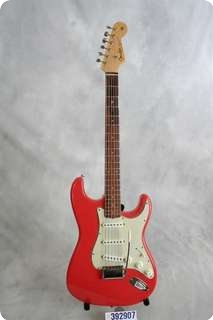 Fender  Stratocaster Electric Guitar  1962