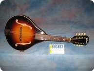 Gibson A 1 Wide Body With Original Hard Shell Case 1939