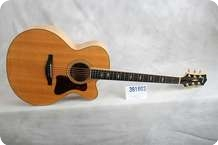 Collings Model SJ Venetian Cutaway 2004