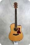 Taylor Model 510ce AB Acoustic Guitar 1999