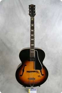 Gibson Es150 Electric Non Cutaway Archtop 1955