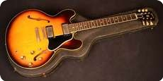 Gibson ES 335 1961 Sunburst