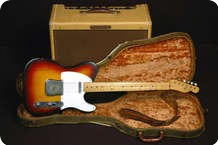 Fender Telecaster 1953 Sunburst