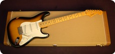 Fender Stratocaster 1985 Sunburst