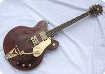 Gretsch Guitars Chet Atkins Country Gentleman 1966 Natural Wood