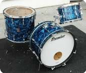 Premier Premier Drum Kit Blue Pearl