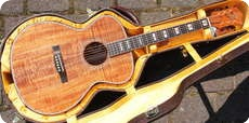 Guild F30K 60TH Anniversay 2013 Natural