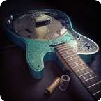 Bluebird Guitars Bluesette Light Blue