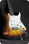 Fender Stratocaster 1960 3 tone Sunburst