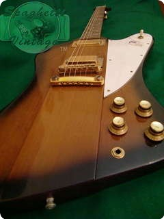 Gibson Firebird 76 Bicentennial Ohsc 1976