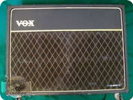 Vox AC30 Top Boost Grey Bullet All Tubes 1968