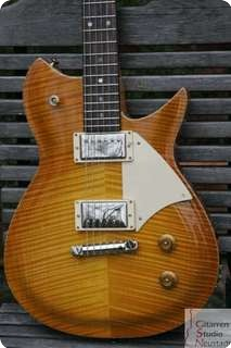 Fano Guitars Alt De Facto Rb 6 2013 Faded Tea Burst
