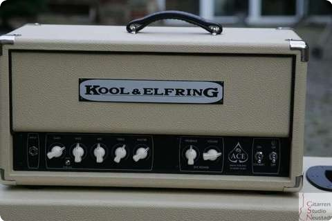 Kool & Elfring Ace   2013