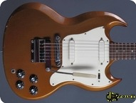 Gibson SG Melody Maker 1968 Burgundy Metallic