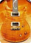 PRS Paul Reed Smith Dragon II Trans 1993 Yellow 30 Of 100 Made