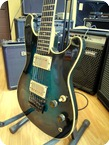 Ibanez Roadster II RS1010SL Steve Lukather Turquois Burst