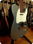 Fender USA Custom Shop 67 Telecaster Limited Edition 200 Firemist Silver Relic 