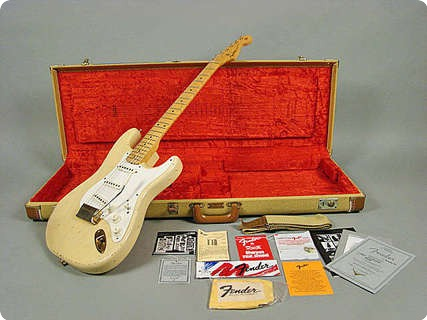 Fender Custom Shop Cunetto Relic Strat ** On Hold ** 1995 Blonde