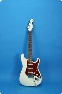 Fender Stratocaster Custom Shop 2010 White