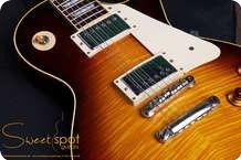 Gibson Les Paul Historic Reissue 1959 R9 VINTAGE PARTS 1999 Darkburst