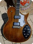Gretsch 7681 Super Axe 1977 Walnut