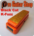 Black Cat K Fuzz 2013 Orange