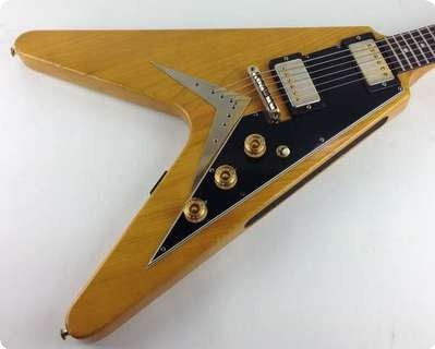 Ibanez Rocket Roll Sr 1977 Natural