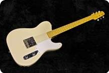 Shabat Guitars Lion 1 2013 Blonde