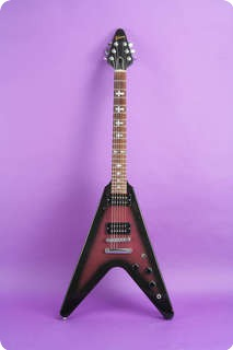 Gibson Flying V 1984 Purpleburst