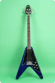 Gibson Flying V 1981 Blue