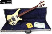 Rickenbacker 4001CS 1997 Cream Colorglo