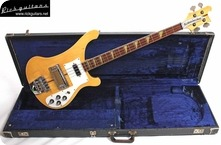Rickenbacker 4001 1977 Mapleglo
