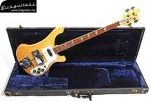 Rickenbacker 4001 1975 Mapleglo