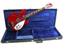 Rickenbacker 365 1967 Red