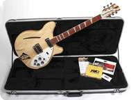 Rickenbacker 360 2011 Mapleglo