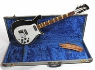 Rickenbacker 460 1963 Jetglo