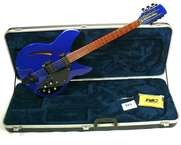 Rickenbacker 33012 1998 Midnight Blue