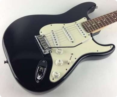 Fender 40th Anni Stratocaster 1994 Black