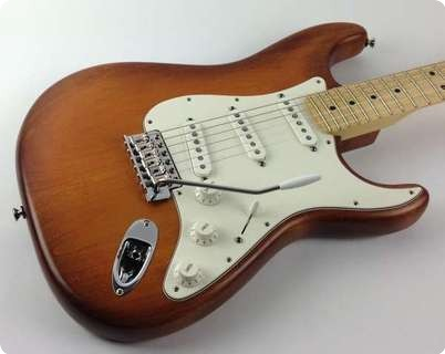 Fender Usa Special Stratocaster 2012 Honey Burst