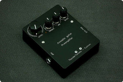 Thundertomate Acoustic Guitar Preamp 2013