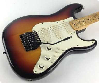 Fender Elite Stratocaster 1983 Elite Sunburst