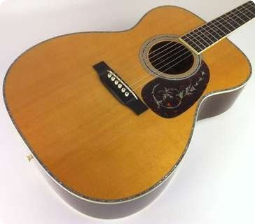 Martin 1941 0000 Custom 2008 Natural