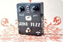 Heavy Electronics Grind Fuzz 2012 Black