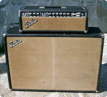 Fender Showman 1966 Black