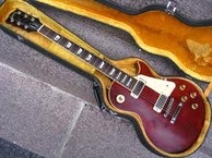 Gibson LES PAUL DELUXE 1976 Wine Red