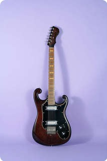 Gl Stiles Gl Stiles Guitar 1963 Brown