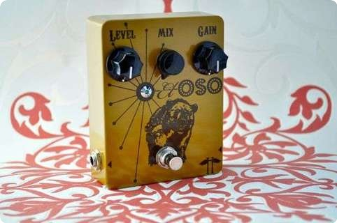 Heavy Electronics El Oso Bass Distortion